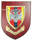 King's Dragoon Guards Military Wall Plaque